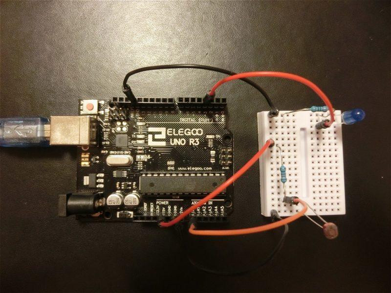 Arduino-lesson22-11-circuit
