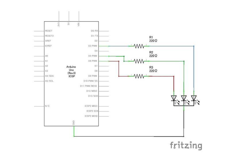 Arduino-lesson04-08