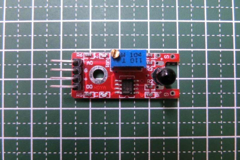 flame-sensor-module
