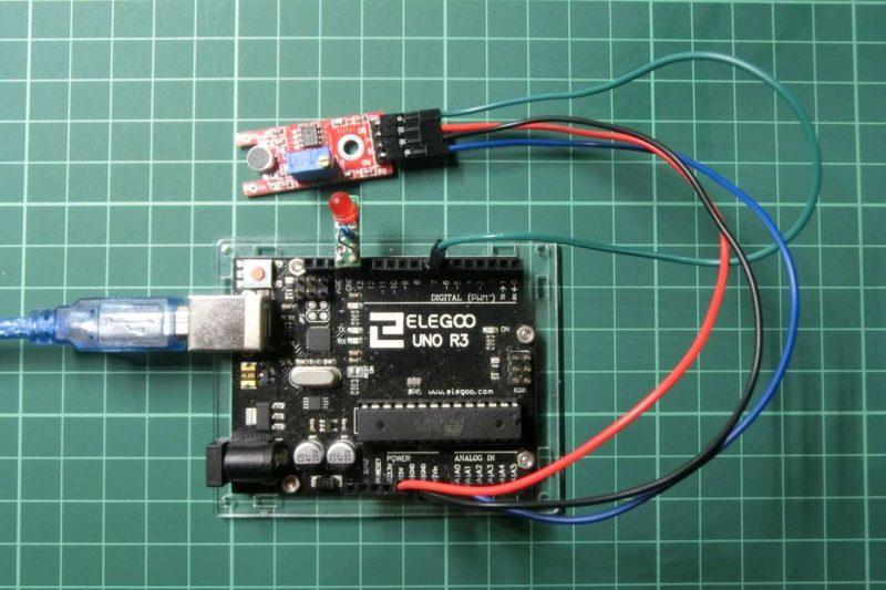 microphone-sound-sensor