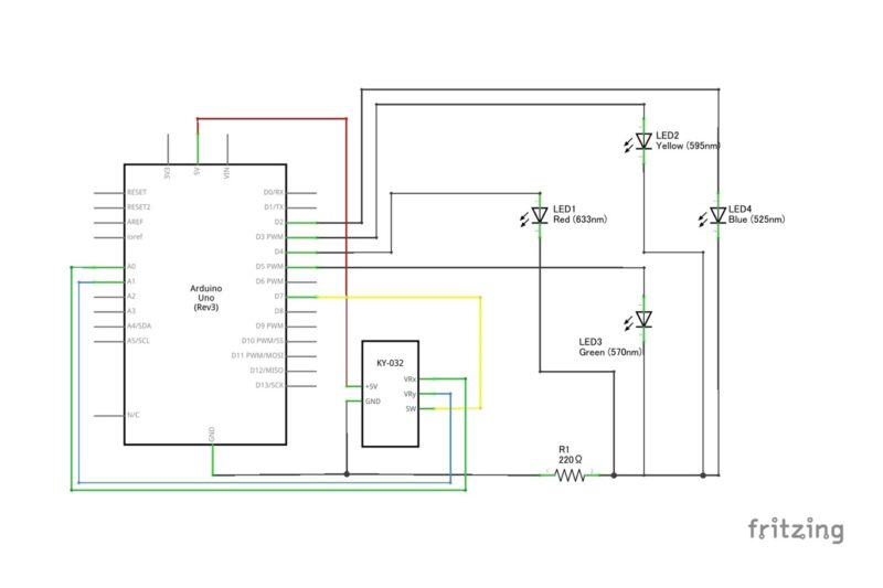 joystick-schematic