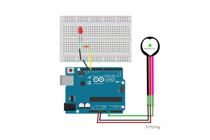 pulse-sensor-breadboard